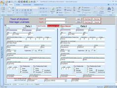 Sample Microsoft Access Database